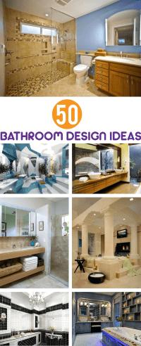 50 Best Bathroom Design Ideas For 2018 - InteriorSherpa