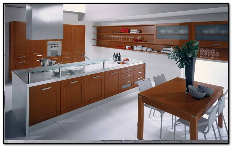 best wood stain for kitchen cabinets cushioned mat 50 modern cabinet ideas - interiorsherpa