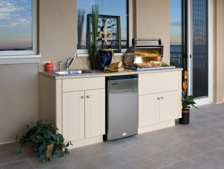26 Mindblowing Outdoor Kitchen Cabinet Ideas  InteriorSherpa