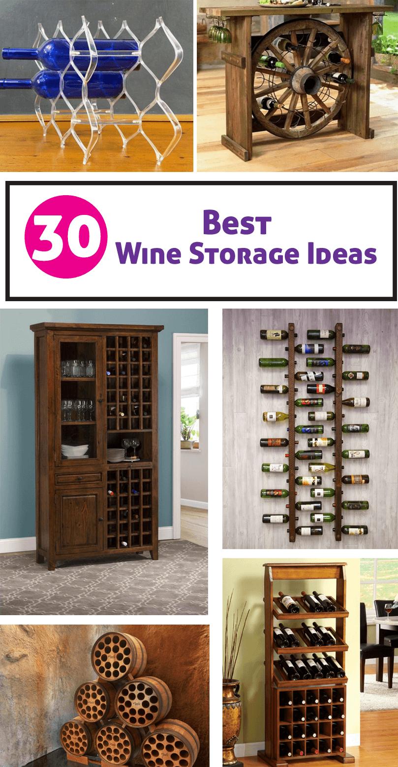 Best Wine Storage Ideas