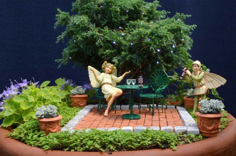 50 DIY Miniature Fairy Garden Design Ideas