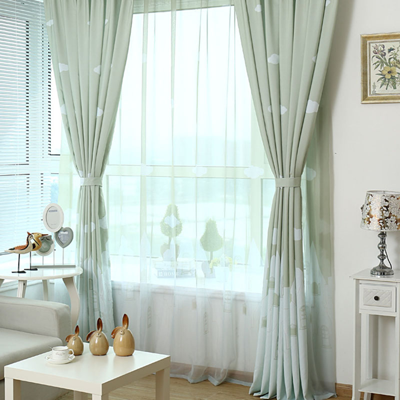 Country Curtains Sage Green