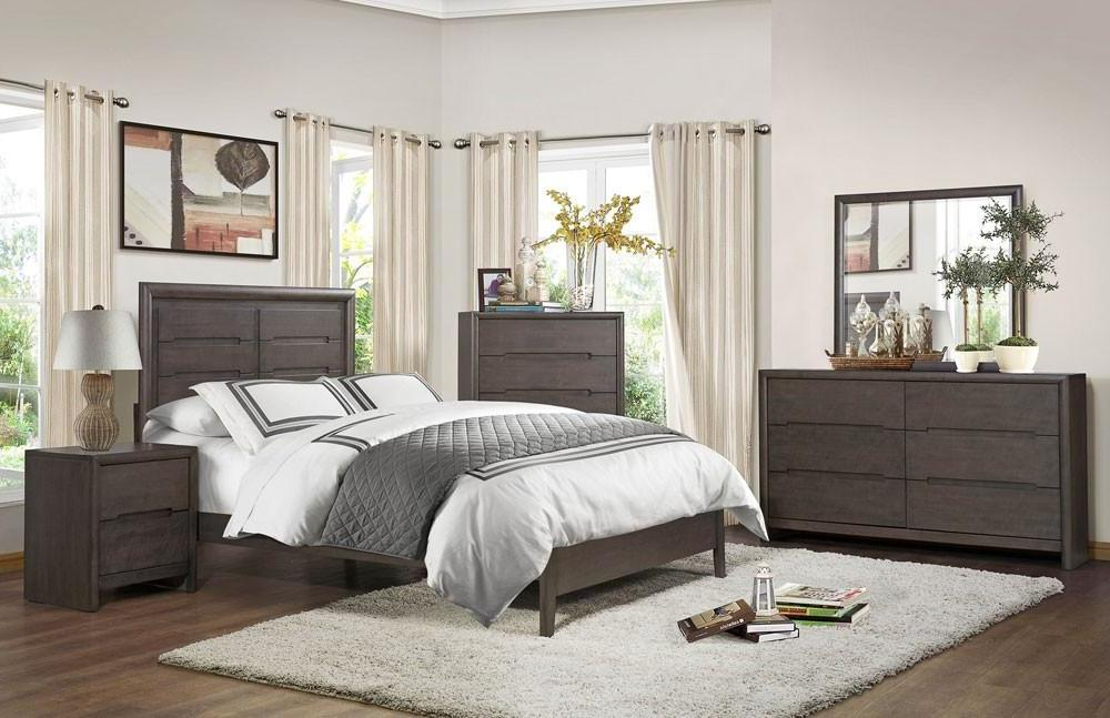 40 Stunning Grey Bedroom Furniture Ideas Designs and