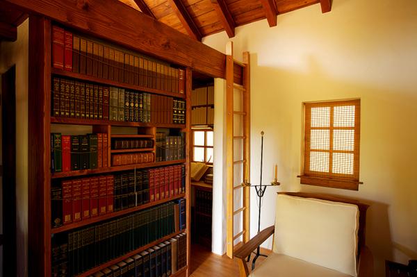 Biblioteka, esanti mažoje