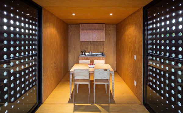Virtuvė iš nedidelio namelio Mini mod