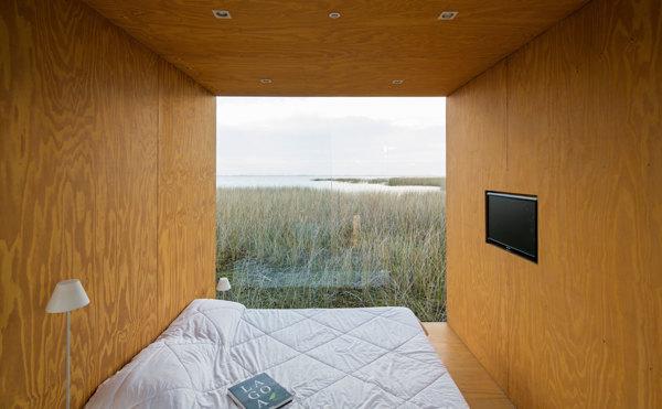 Miegamasis nedidelio namelio Mini mod