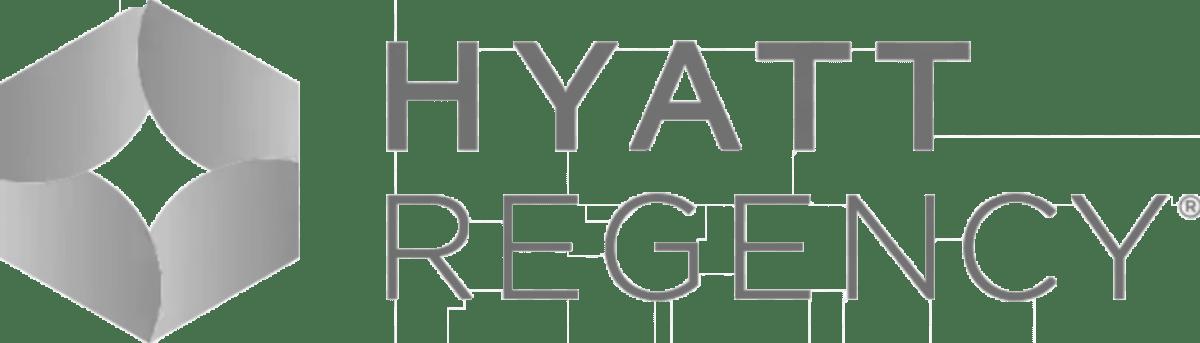 Hyatt Regency B&W Logo