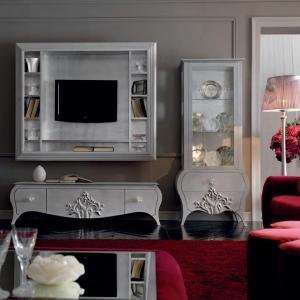 Capri Living - mobila lux, living clasic