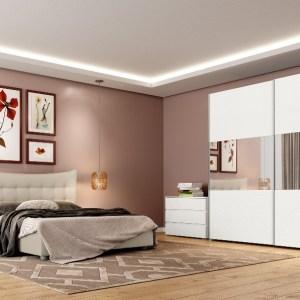 Karma Bedroom 12M - Dormitoare moderne, reduceri dormitoare