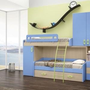 Boris - camere copii, mobilier tineret