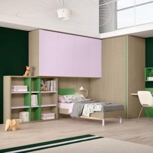 Enrica - mobila copii, camere tineret