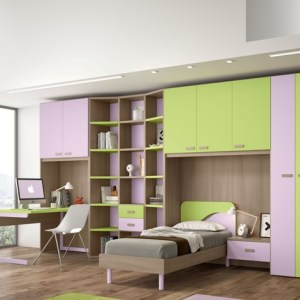 Romina - mobilier copii, camere tineret1