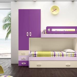 Virginia - mobilier copii, camere tineret