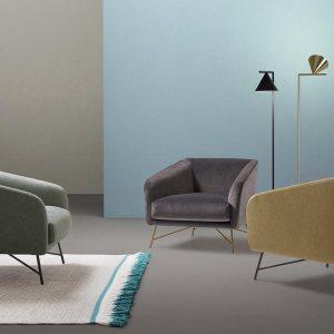 Betty armchair - fotolii moderne, mobila lux