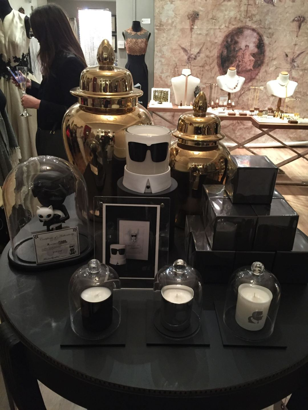 Candle Karl Interior Style Hunter
