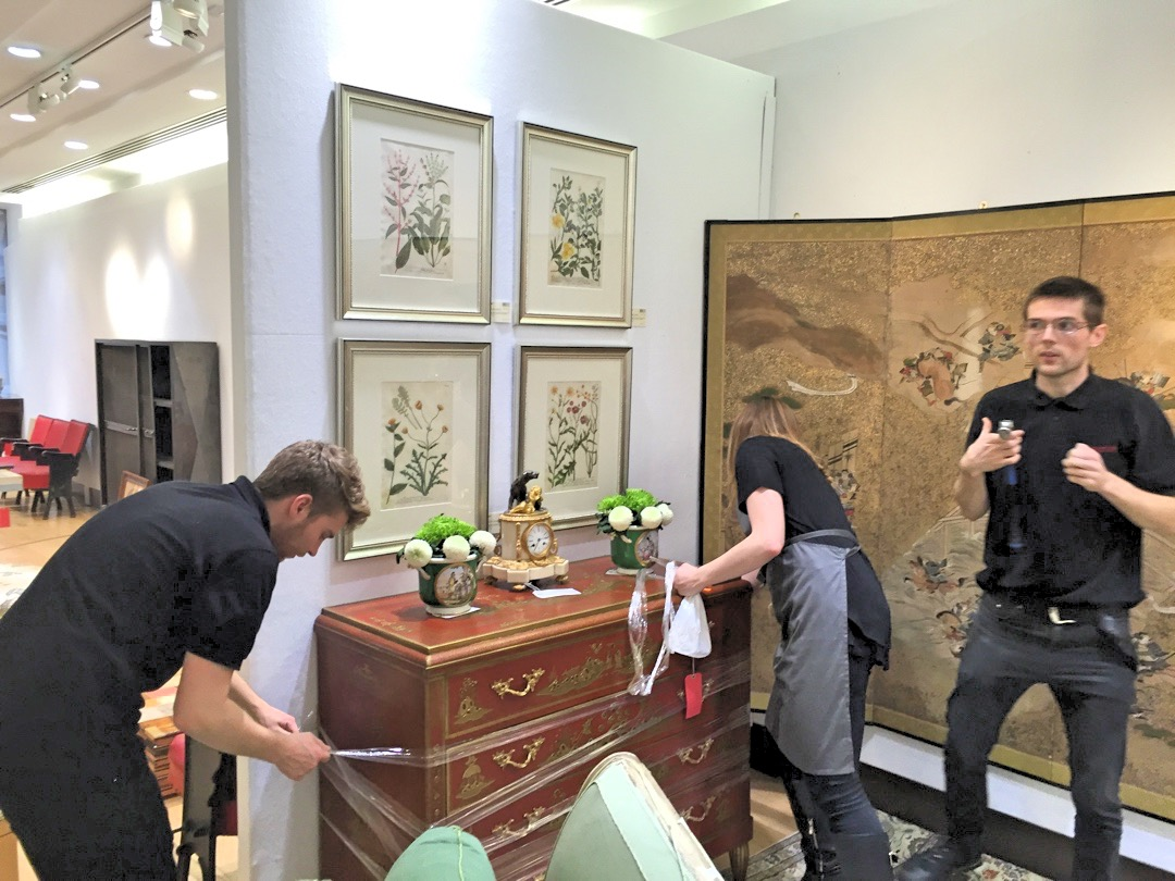 christies styling interior style hunter behind the scenes 2