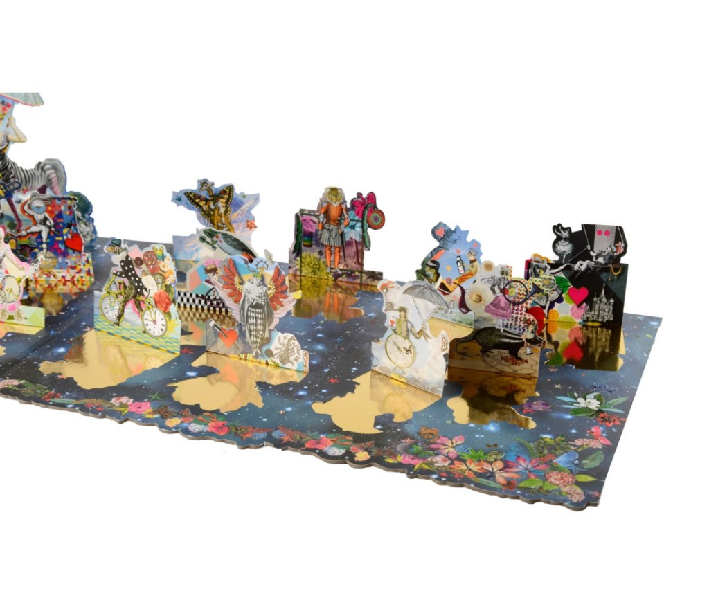 Christian Lacroix Shaman Night advent calendar by Libretto