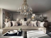 Luxury Swiss Chalet Designed Kelly Hoppen