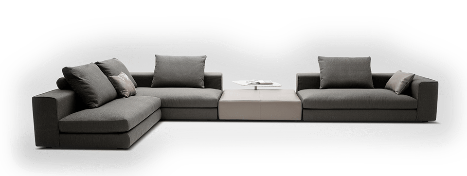 Camerich Customisable sofas to suit your space
