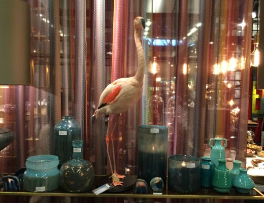 flamingo interiors trend