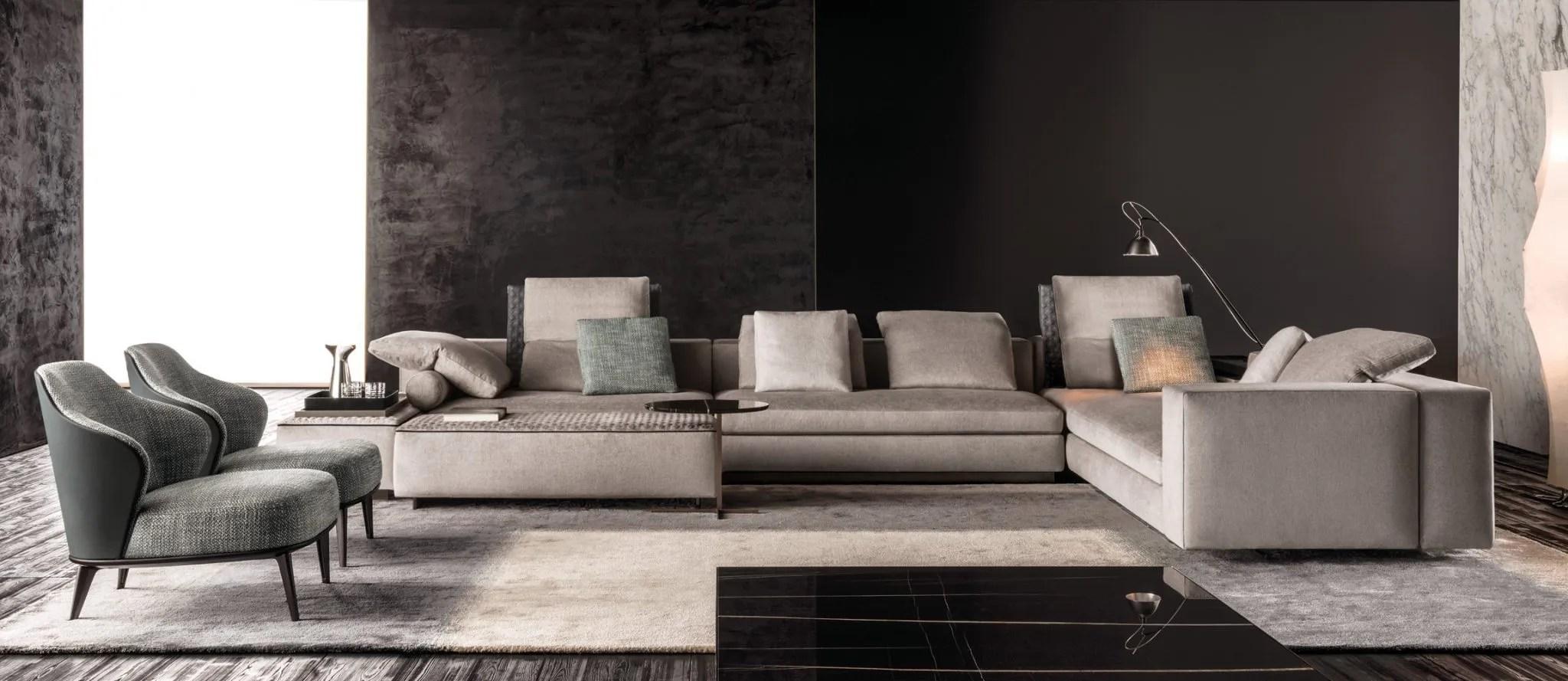 Minotti London YANG_001-326 & 5 Sofa shapes explained