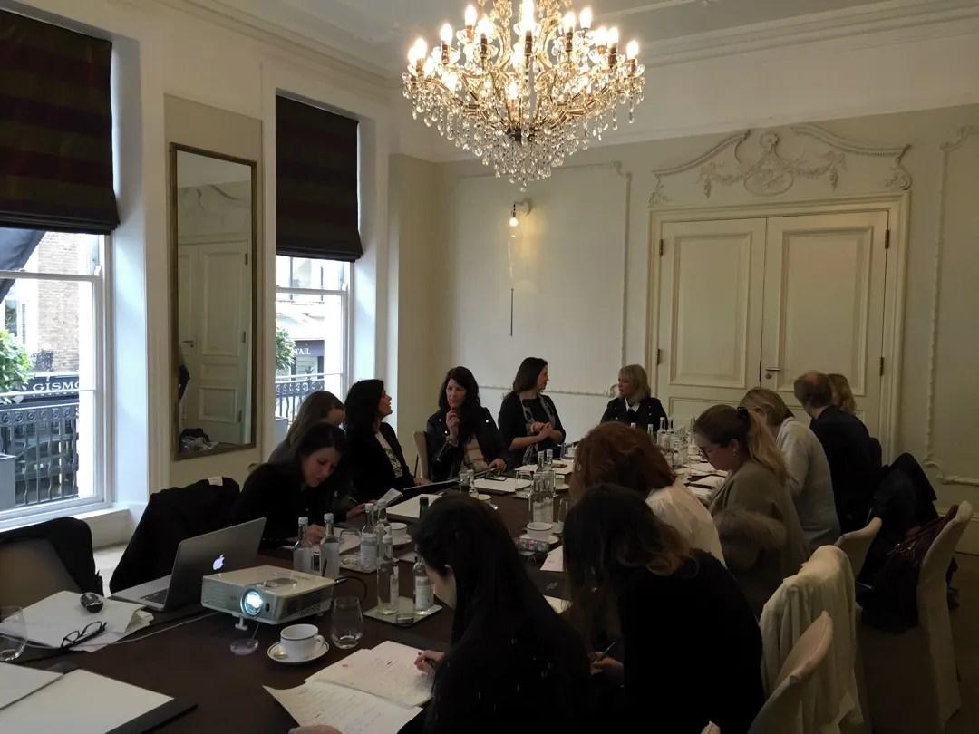 Interior Design Digital Marketing Strategy Workshop