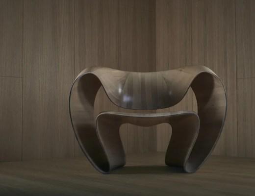 ribbon chair object studio