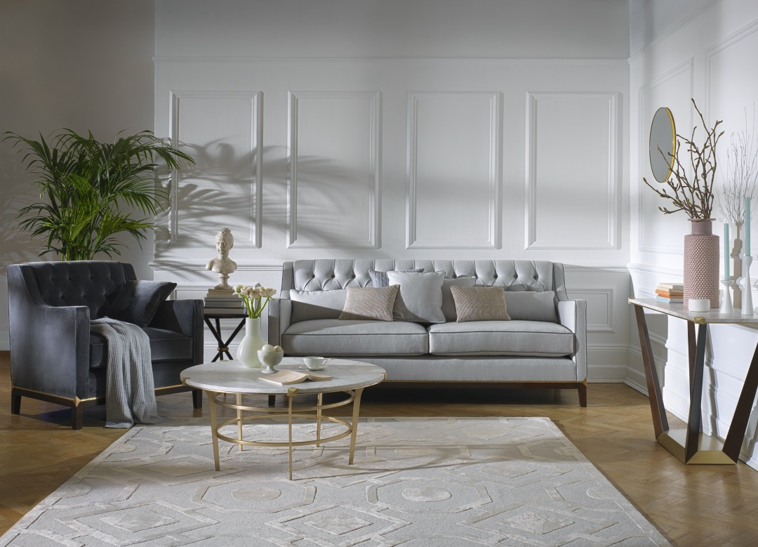 Harrods Of London Launch Their First Furniture Collection