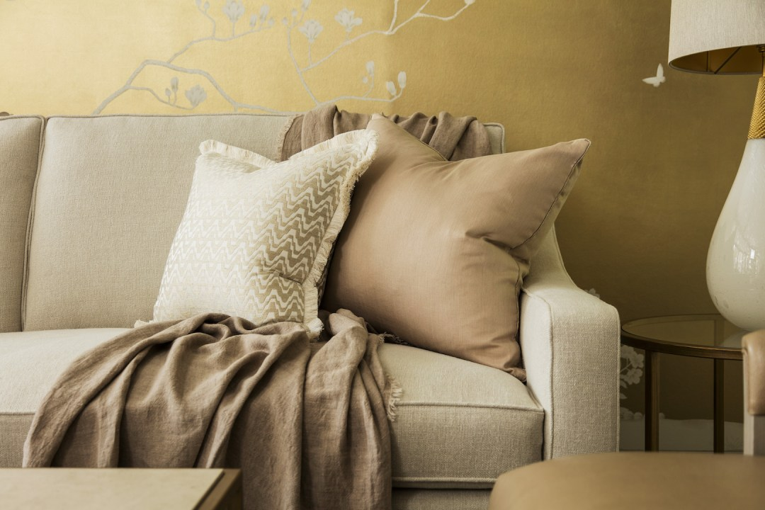 Sophie Paterson upholstery collection with The Sofa and Chair Company_Photography by Ray Main