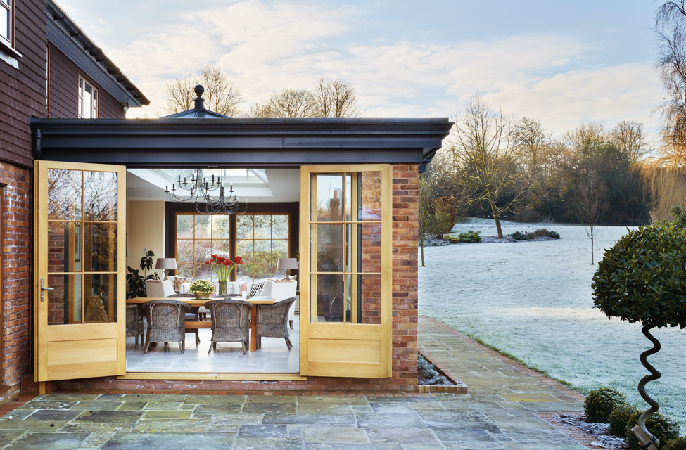 Bringing the outside in with Westbury Garden Rooms