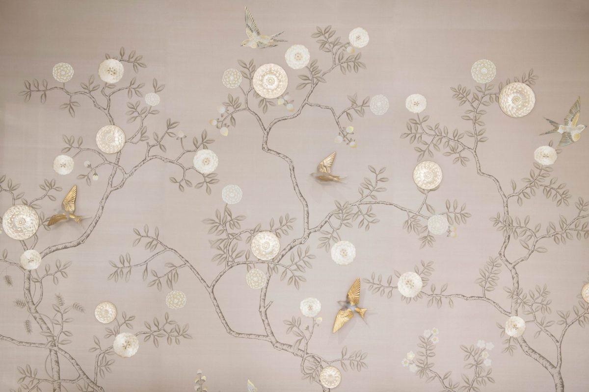 Lalique and Fromental collaborate on 'Hirondelles'