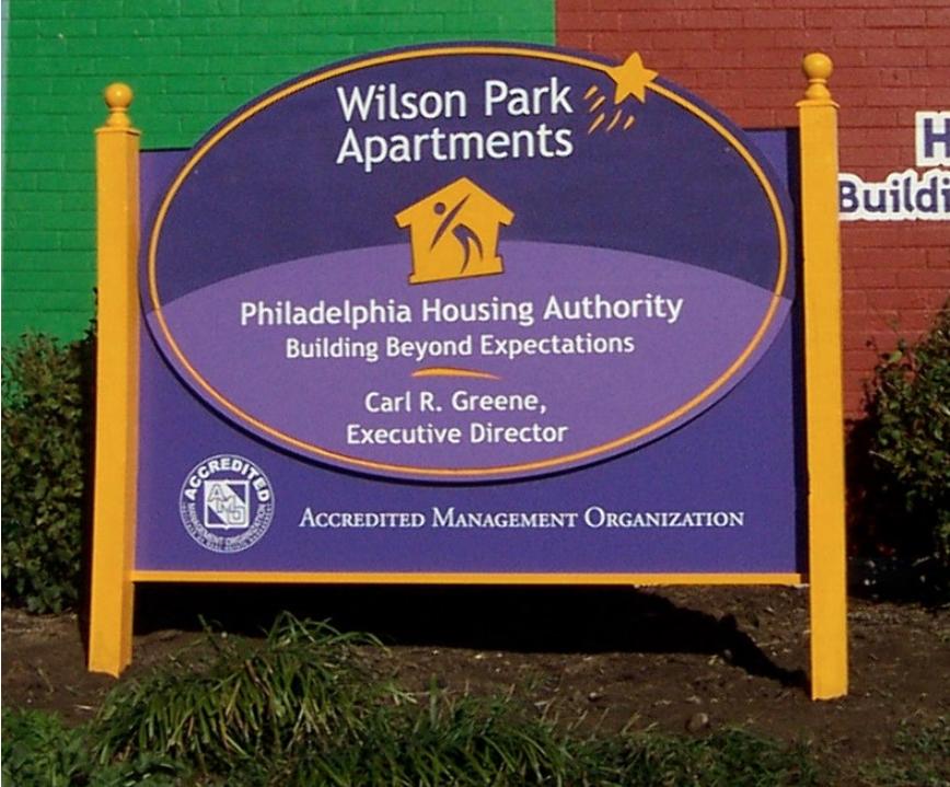 carved sandblasted signs philadelphia