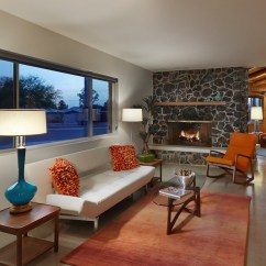 Living Room Wine Bar Tucson Wall Colors Remodel Design Spaces Midcentury Modern Ranch