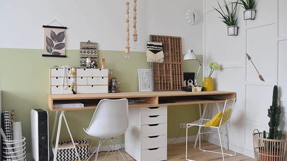 Zelf bureau maken | Het Zelf Maken