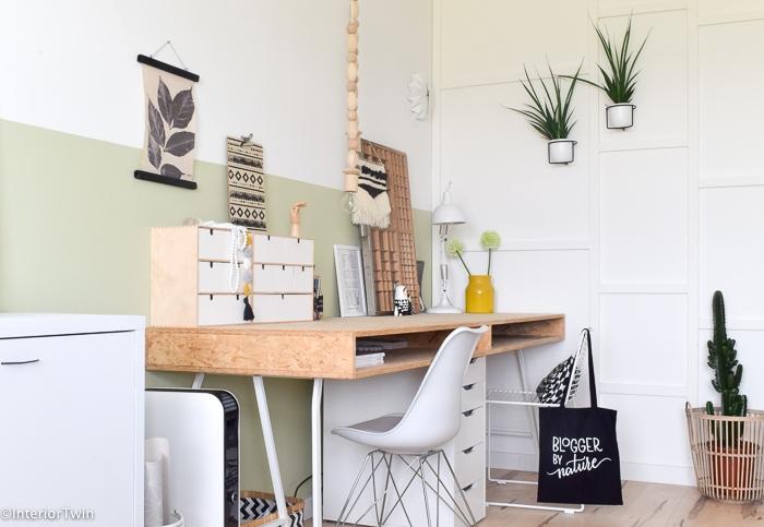 Zelf een bureau maken drie tips interiortwin