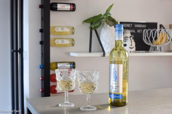 wijnpaal 20 flessen wijn