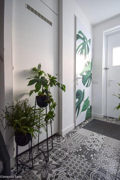 deurposter urban jungle