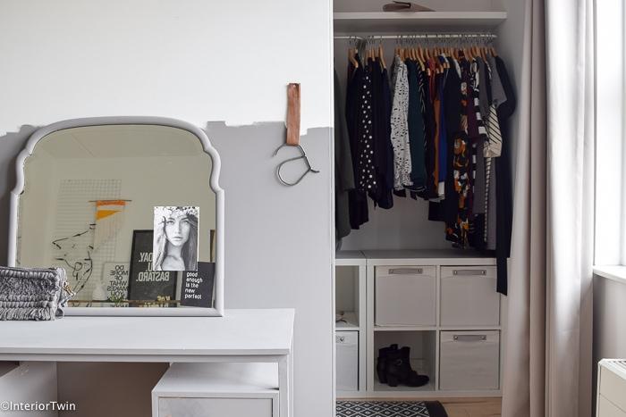 Ikea Inloopkast Dromen Bij Een Inloopkast Open Kledingkast
