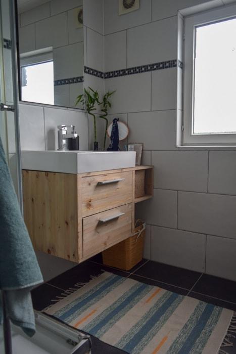 voegen verven badkamer