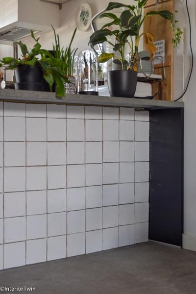 tegels plaatsen keuken