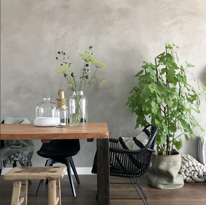 betonlook muur aarnsrianne