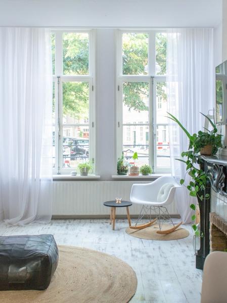 hoge ramen woning