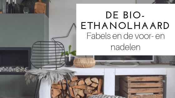 Een bio-ethanolhaard in huis: de voor- en nadelen