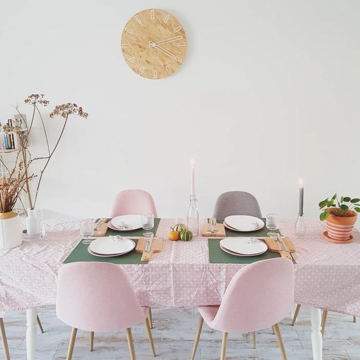 feestelijk gedekte tafel @jes_at.home