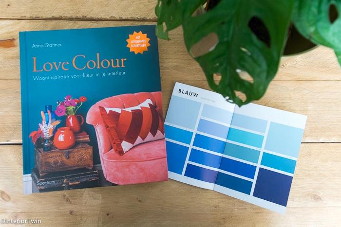 boek love colour_