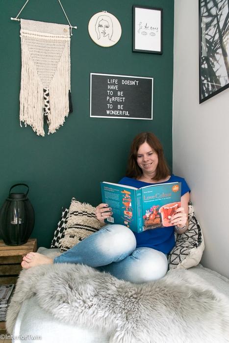 lezen love colour boek