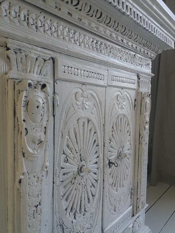 details oude kast