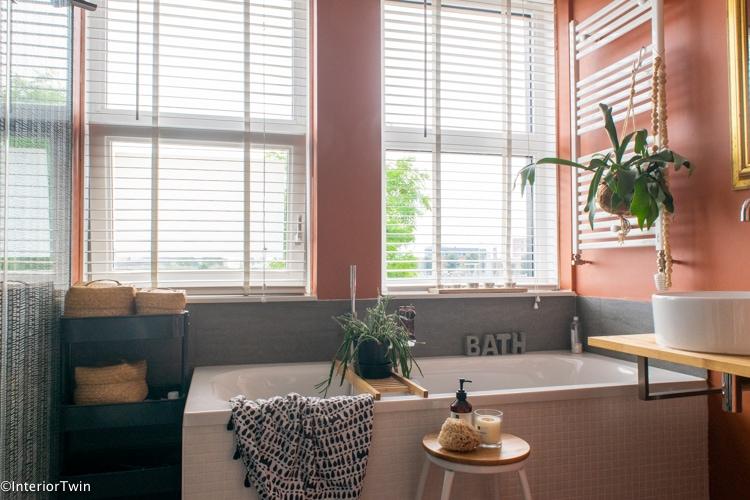 kleine badkamer inrichten