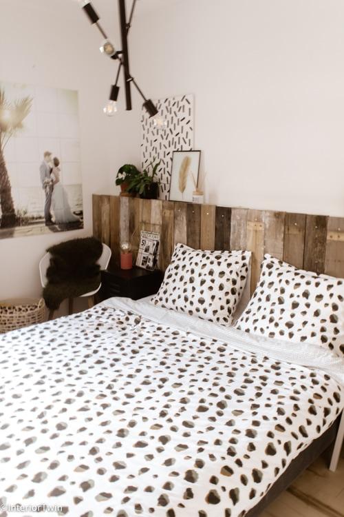 modern beddengoed slaapkamer