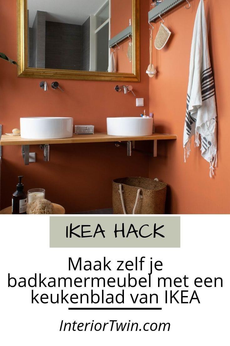 Zelf Badkamermeubel Ikea Maken